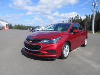 Used 2017 Chevrolet Cruze LT for sale in Gander, NL