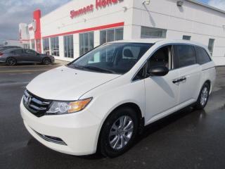 Used 2016 Honda Odyssey SE for sale in Gander, NL