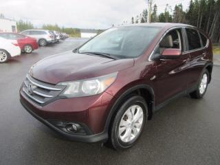 Used 2013 Honda CR-V EX for sale in Gander, NL