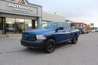 Used 2016 RAM 1500 Tradesman Quad Cab 4WD for sale in Calgary, AB