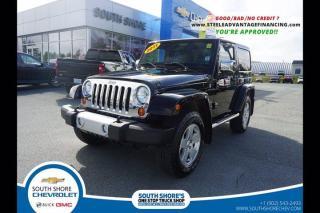 Used 2011 Jeep Wrangler Sahara for sale in Bridgewater, NS
