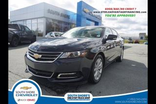 Used 2018 Chevrolet Impala LT for sale in Bridgewater, NS