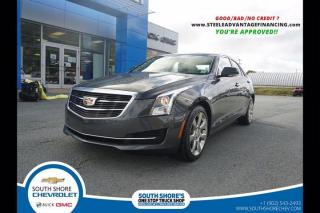 Used 2015 Cadillac ATS Sedan Luxury AWD for sale in Bridgewater, NS
