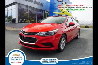 Used 2017 Chevrolet Cruze LT for sale in Bridgewater, NS