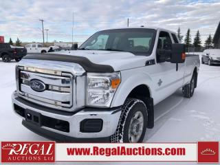Used 2014 Ford F-250 XLT 4D SUPERCAB 4WD for sale in Calgary, AB