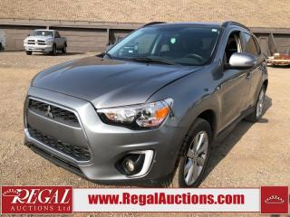 Used 2015 Mitsubishi RVR GT 4D Utility AWD 2.4L for sale in Calgary, AB