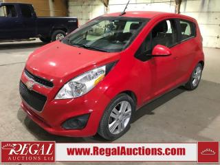 Used 2013 Chevrolet Spark 1LT 5D HATCHBACK FWD for sale in Calgary, AB