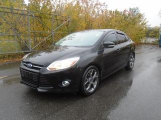 Used 2014 Ford Focus SE for sale in Ottawa, ON