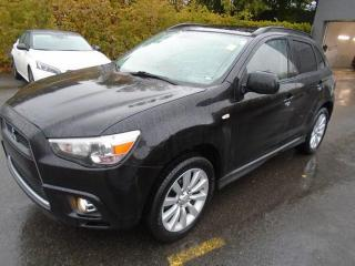 Used 2011 Mitsubishi RVR GT for sale in Ottawa, ON