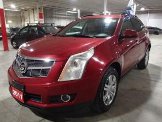Used 2011 Cadillac SRX FWD AUTO *** NEW ARRIVAL!!!*** for sale in Nepean, ON