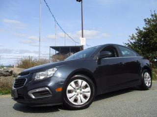 Used 2015 Chevrolet Cruze 1LT for sale in Halifax, NS