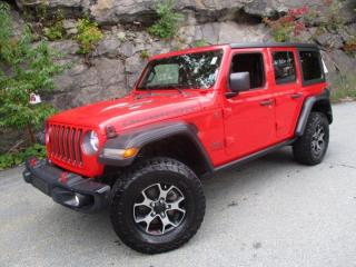 Used 2018 Jeep Wrangler Unlimited Rubicon for sale in Halifax, NS