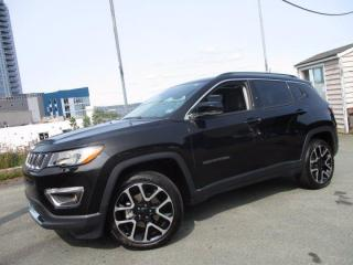 Used 2019 Jeep Compass LIMITED for sale in Halifax, NS