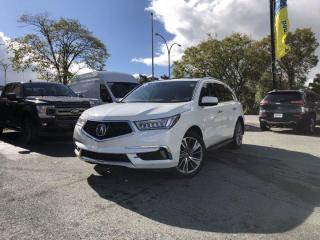 Used 2017 Acura MDX Elite Pkg for sale in Halifax, NS