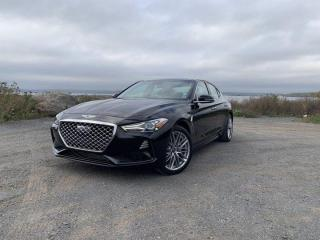 Used 2021 Genesis G70 2.0T Advanced for sale in Halifax, NS