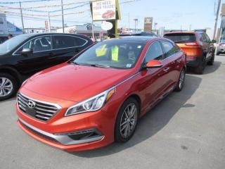 Used 2015 Hyundai Sonata SONATA SPORT 2.0 for sale in Halifax, NS