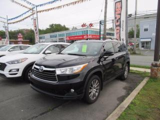 Used 2015 Toyota Highlander XLE for sale in Halifax, NS