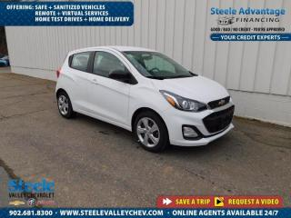 New 2020 Chevrolet Spark LS for sale in Kentville, NS