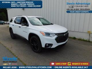 New 2020 Chevrolet Traverse Premier for sale in Kentville, NS