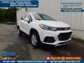 New 2021 Chevrolet Trax LT for sale in Kentville, NS