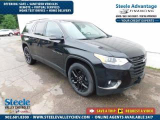 New 2020 Chevrolet Traverse LT True North for sale in Kentville, NS