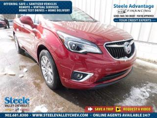 New 2020 Buick Envision Essence for sale in Kentville, NS