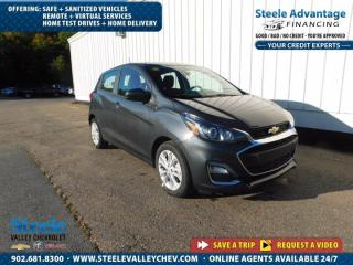 New 2020 Chevrolet Spark LT for sale in Kentville, NS