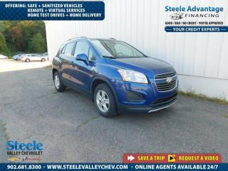 Used 2016 Chevrolet Trax LT awd - 1 OWNER ! 63,000 km ! ONLY $69 per week !! for sale in Kentville, NS