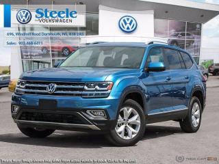 New 2019 Volkswagen Atlas HIGHLINE for sale in Dartmouth, NS
