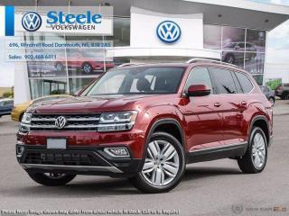 New 2019 Volkswagen Atlas EXECLINE for sale in Dartmouth, NS
