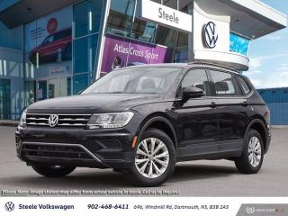 New 2020 Volkswagen Tiguan Trendline for sale in Dartmouth, NS