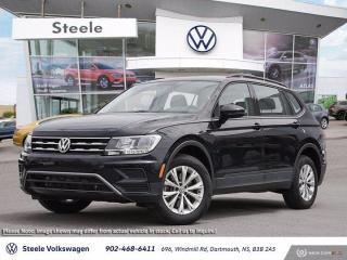 New 2020 Volkswagen Tiguan Trendline for sale in Dartmouth, NS