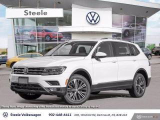 New 2020 Volkswagen Tiguan Highline for sale in Dartmouth, NS