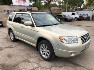 Used 2006 Subaru Forester 2.5X Premium for sale in Toronto, ON