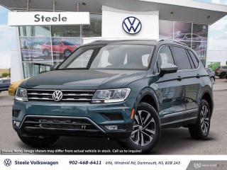 New 2020 Volkswagen Tiguan IQ DRIVE for sale in Dartmouth, NS