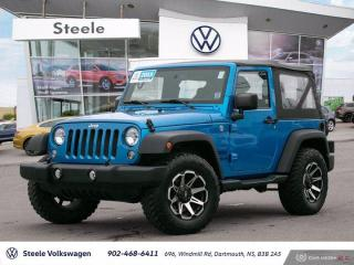Used 2015 Jeep Wrangler SPORT for sale in Dartmouth, NS