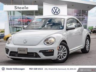 Used 2017 Volkswagen Beetle TRENDLINE 1.8 TSI 6-SPEED AUTO for sale in Dartmouth, NS
