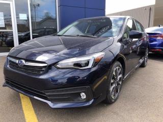 New 2020 Subaru Impreza Sport for sale in Charlottetown, PE