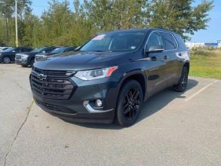 New 2020 Chevrolet Traverse LT True North for sale in Amherst, NS