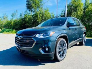 New 2020 Chevrolet Traverse RS for sale in Amherst, NS