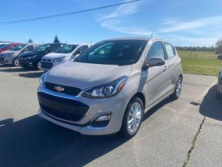 New 2021 Chevrolet Spark 1LT for sale in Amherst, NS
