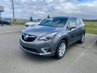 New 2020 Buick Envision Preferred for sale in Amherst, NS