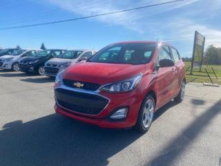 New 2021 Chevrolet Spark LS for sale in Amherst, NS
