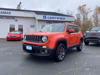 Used 2016 Jeep Renegade 75th Anniversary for sale in Amherst, NS