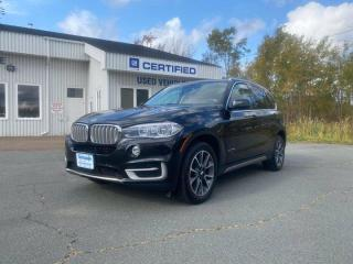 Used 2017 BMW X5 xDrive35d for sale in Amherst, NS