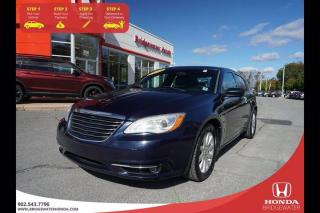 Used 2014 Chrysler 200 Touring for sale in Bridgewater, NS
