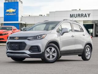 New 2021 Chevrolet Trax LT for sale in Winnipeg, MB