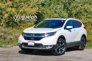 Used 2017 Honda CR-V Touring | Fully Loaded w/ Nav & App-Connect for sale in Guelph, ON