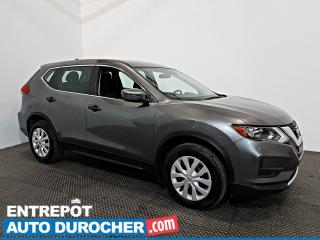 Used 2017 Nissan Rogue S AWD Automatique - A/C - Caméra de Recul for sale in Laval, QC