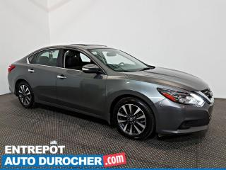 Used 2016 Nissan Altima SL Automatique - Nav - Toit Ouvrant - A/C - CUIR for sale in Laval, QC